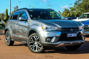 2018 Mitsubishi ASX XC MY18 LS 2WD Grey 6 Speed Constant Variable Wagon Cannington Canning Area Preview