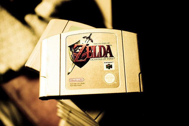 Zelda: Auch der Soundtrack überzeugt (Hamish Duncan (CC BY 2.0))