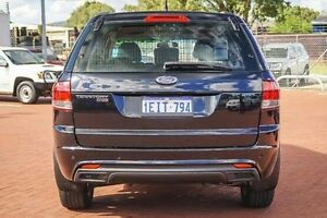 2013 Ford Territory SZ TX Seq Sport Shift AWD Black 6 Speed Sports Automatic Wagon