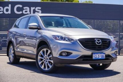 2013 Mazda CX-9 TB10A5 MY14 Luxury Activematic Grey 6 Speed Sports Automatic Wagon Maddington Gosnells Area Preview