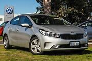 2016 Kia Cerato YD MY17 S Silver 6 Speed Sports Automatic Sedan Wangara Wanneroo Area Preview