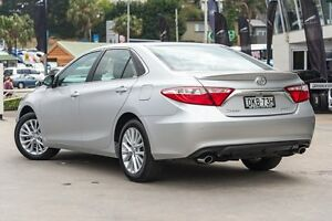 2015 Toyota Camry ASV50R Atara SL 6 Speed Sports Automatic Sedan Brookvale Manly Area Preview