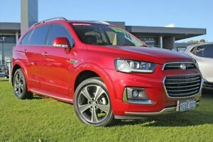 2016 Holden Captiva CG MY16 LTZ AWD Red 6 Speed Sports Automatic Wagon Wangara Wanneroo Area Preview