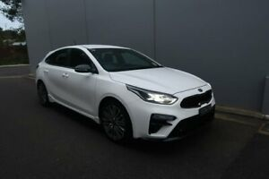 2019 Kia Cerato BD MY19 GT DCT White 7 Speed Sports Automatic Dual Clutch Hatchback Old Reynella Morphett Vale Area Preview