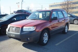 2008 Subaru Forester X - AS IS Special