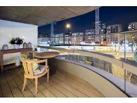 New 2 double bedroom,2 bathroom apartment with balcony,city skyline views,pool,gym & cinema room