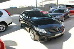 2007 Toyota Corolla ZRE152R Ascent Black 4 Speed Automatic Sedan Mitchell Gungahlin Area Preview