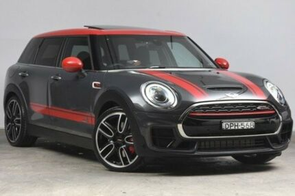 2016 Mini Clubman F54 John Cooper Works Steptronic ALL4 Thunder Grey 8 Speed Sports Automatic Wagon