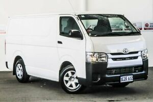 2016 Toyota HiAce TRH201R MY15 LWB French Vanilla 6 Speed Automatic Van Rockingham Rockingham Area Preview
