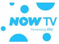 Now TV 3 months pass!
