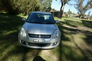 2009 Suzuki Swift RS415 Silver 5 Speed Manual Hatchback East Maitland Maitland Area Preview