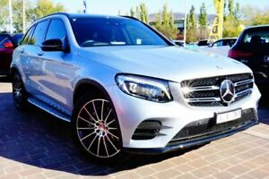 2016 Mercedes-Benz GLC250 X253 d 9G-Tronic 4MATIC Silver 9 Speed Sports Automatic Wagon Pearce Woden Valley Preview