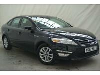 2013 Ford Mondeo 2.0 ZETEC TDCI 5d 138 BHP Diesel black Manual
