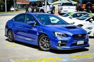 2014 Subaru WRX V1 MY15 STI AWD Premium Blue 6 Speed Manual Sedan Myaree Melville Area Preview