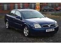 Vauxhall Vectra 1.8 (Cheap car with MOT)