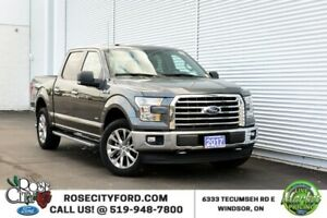 2017 Ford F-150 XLT/XTR 4x4 / Accident Free /