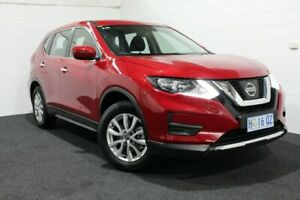 2018 Nissan X-Trail T32 Series II ST X-tronic 2WD Red 7 Speed Constant Variable Wagon Glenorchy Glenorchy Area Preview