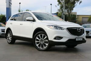 2015 Mazda CX-9 TB10A5 Luxury Activematic AWD White 6 Speed Sports Automatic Wagon Penrith Penrith Area Preview