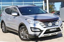 2012 Hyundai Santa Fe DM MY13 Active Silver 6 Speed Sports Automatic Wagon Baulkham Hills The Hills District Preview