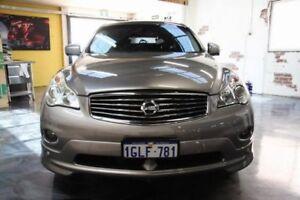 2009 Nissan Skyline Crossover NJ50 370GT Type P Grey 7 Speed Sports Automatic Wagon