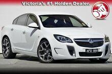 2015 Holden Insignia  White Sports Automatic Sedan Mulgrave Monash Area Preview