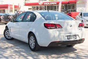 2015 Holden Commodore VF II MY16 Evoke Heron White 6 Speed Sports Automatic Sedan Penrith Penrith Area Preview