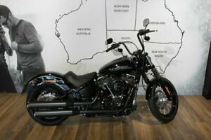2020 Harley-Davidson STREET BOB 107 (FXBB) Road Bike 1746cc