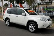 2012 Nissan X-Trail T31 Series 5 ST-L (4x4) White 6 Speed CVT Auto Sequential Wagon Klemzig Port Adelaide Area Preview