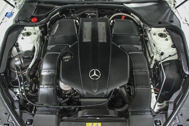 Image 12 Voiture Européenne d'occasion Mercedes-Benz SL-Class 2017