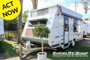 CU1277 Avan Ray 15 Pop Top With Rear fold Out Bed - Lightweight Penrith Penrith Area Preview