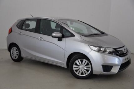 2016 Honda Jazz GF MY16 VTi Silver 5 Speed Manual Hatchback Mansfield Brisbane South East Preview