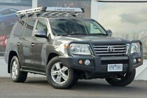 2015 Toyota Landcruiser VDJ200R MY13 VX Grey 6 Speed Sports Automatic Wagon