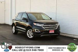 2016 Ford Edge SEL / NO ACCIDENTS / BACK UP CAM / REVERSE SENSOR