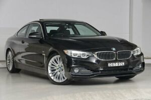 2013 BMW 4 Series F32 428i Luxury Line Black 8 Speed Sports Automatic Coupe Parramatta Parramatta Area Preview