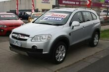2008 Holden Captiva CG MY08 LX AWD Silver 5 Speed Auto Seq Sportshift Wagon Altona North Hobsons Bay Area Preview