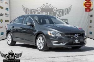 2015 Volvo S60 T5 DRIVE-E PREMIER SUNROOF LEATHER BLUETOOTH