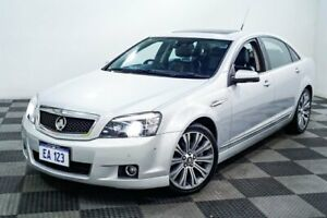 2013 Holden Caprice WN MY14 V Silver 6 Speed Sports Automatic Sedan Edgewater Joondalup Area Preview
