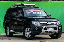 2007 Mitsubishi Pajero NS VR-X Black 5 Speed Manual Wagon Ringwood East Maroondah Area Preview