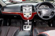 2008 Hyundai Santa Fe CM MY08 Elite Silver 5 Speed Sports Automatic Wagon Ringwood East Maroondah Area Preview