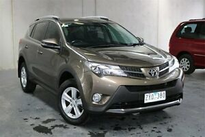 2013 Toyota RAV4 ZSA42R GXL (2WD) Bronze Continuous Variable Wagon Villawood Bankstown Area Preview