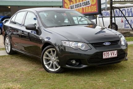 2014 Ford Falcon FG MkII XR6 Petroleum Semi Auto Sedan Capalaba West Brisbane South East Preview