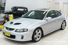 2005 Holden Monaro VZ CV8-Z Silver 6 Speed Manual Coupe Carss Park Kogarah Area Preview