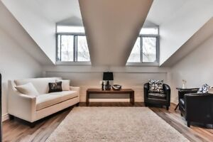 Bloor West 2 Storey 1 Bedroom Loft