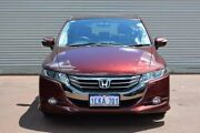 2013 Honda Odyssey 4th Gen MY13 Luxury Red 5 Speed Sports Automatic Wagon Gosnells Gosnells Area Preview
