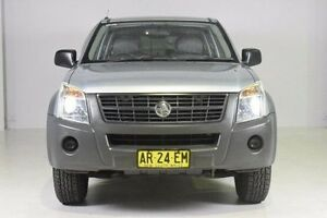 2007 Holden Rodeo RA MY07 LX Crew Cab Silver 4 Speed Automatic Utility Wadalba Wyong Area Preview
