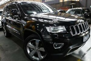 2014 Jeep Grand Cherokee WK MY2014 Limited Black 8 Speed Sports Automatic Wagon Port Melbourne Port Phillip Preview