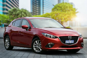 2015 Mazda 3 BM5476 Maxx SKYACTIV-MT Soul Red 6 Speed Manual Hatchback Bayswater Bayswater Area Preview