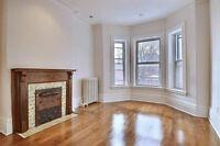 5 1/2 3 Bedroom DOWNTOWN Duplex WESTMOUNT 3 CHAMBRE Rent