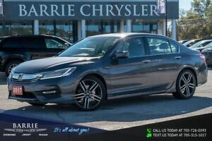 2017 Honda Accord ***TOURING MODEL***LEATHER***