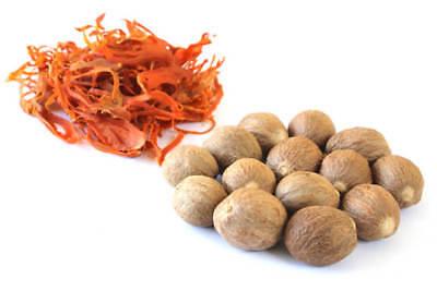 CEYLON ORGANIC DRIED NUTMEG MACE WHOLE POWDER 100% PURE PREMIUM QUALITY GROUND